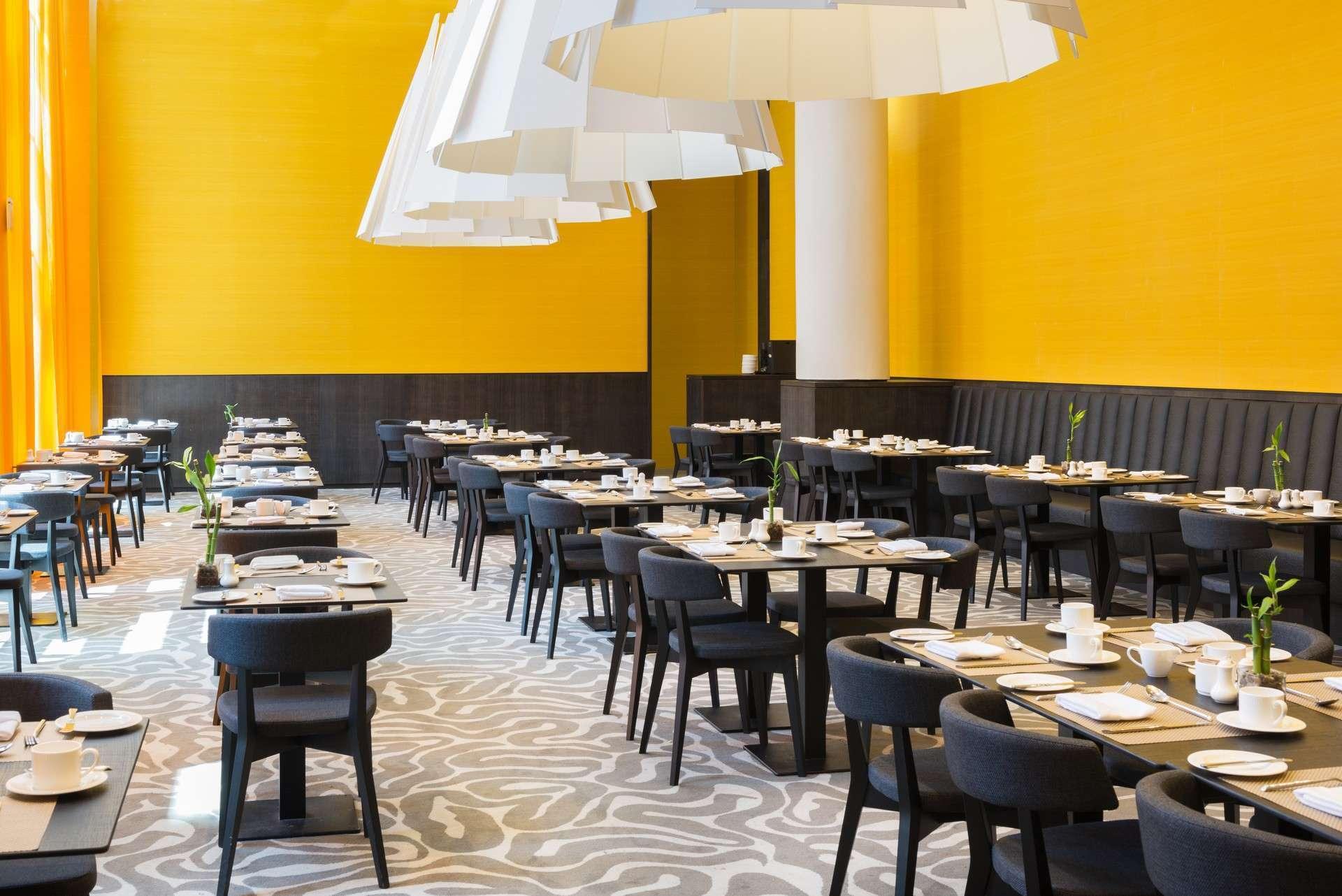 Herods Herzliya Hotel's Beautiful Restaurant