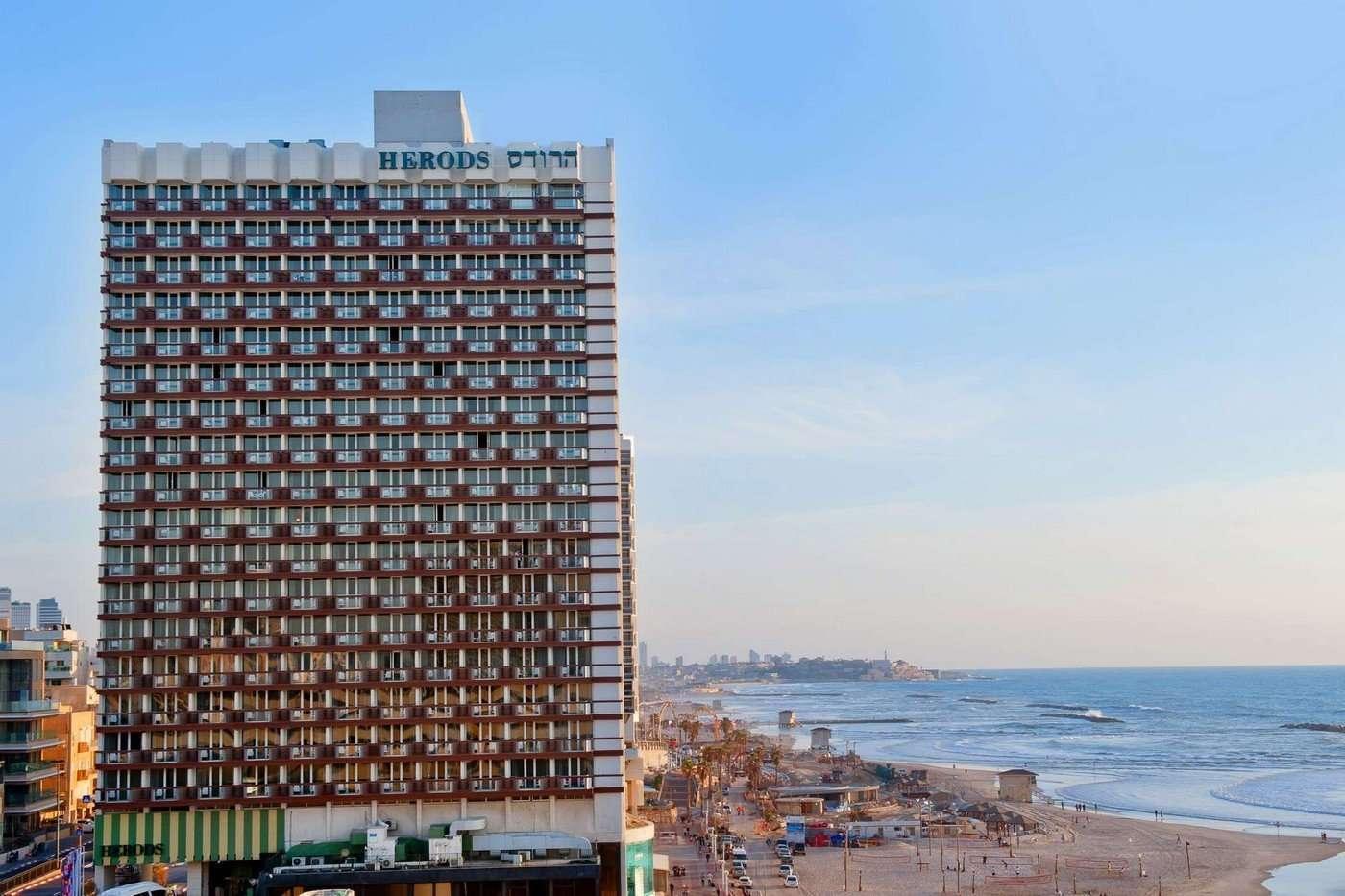 Herods Tel Aviv Hotel - A Luxury Hotel In Tel Aviv