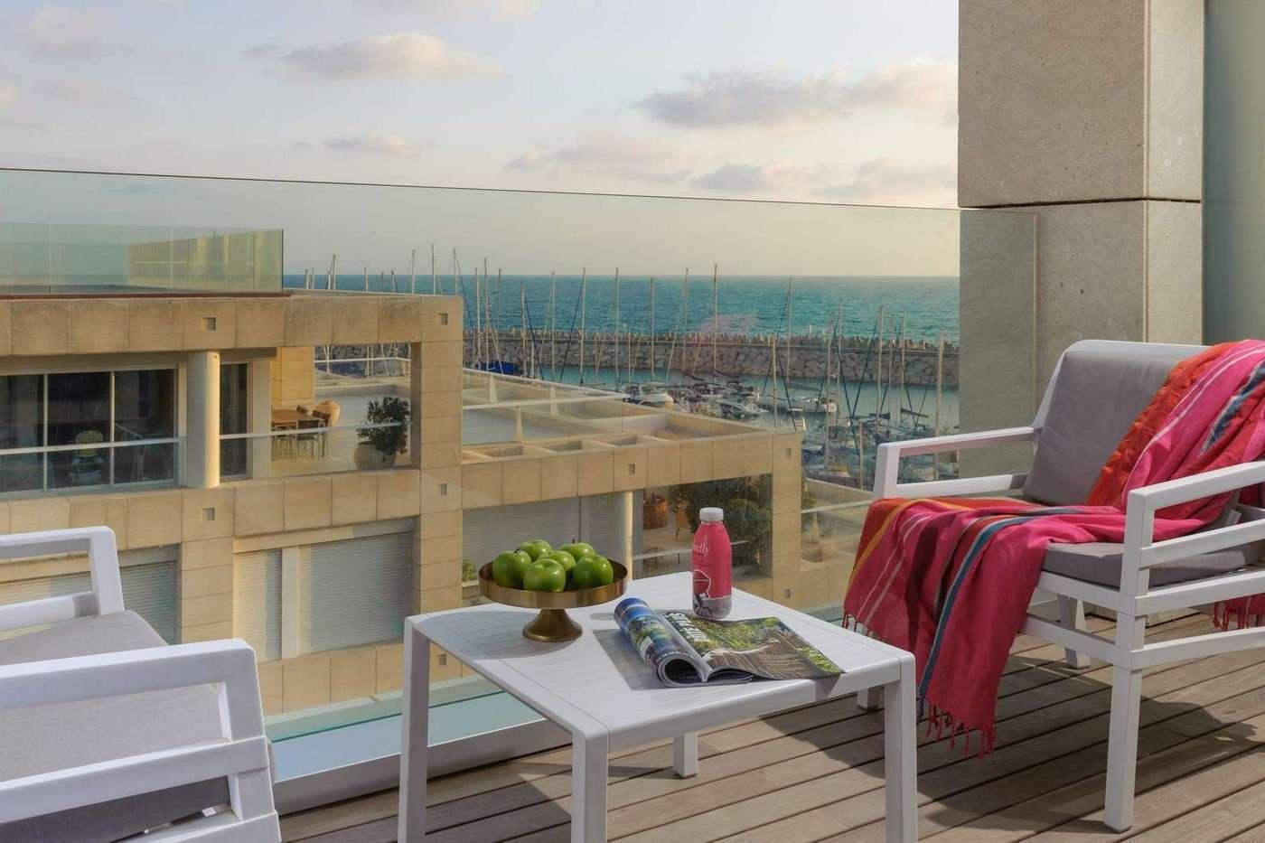 Herods Herzliya Hotel Marina View