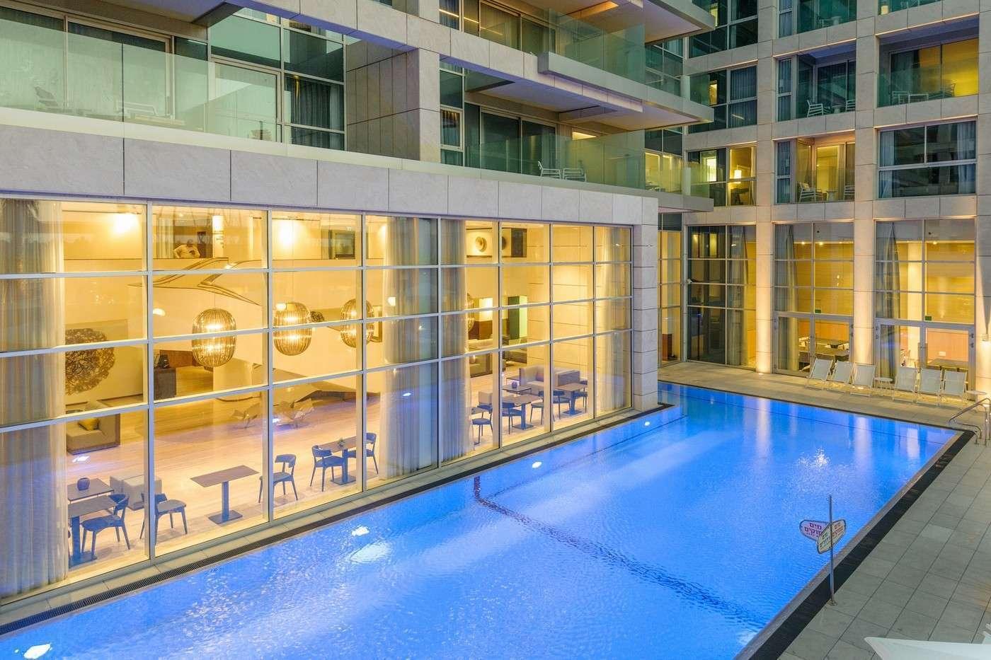 Herods Herzliya Hotel Pool