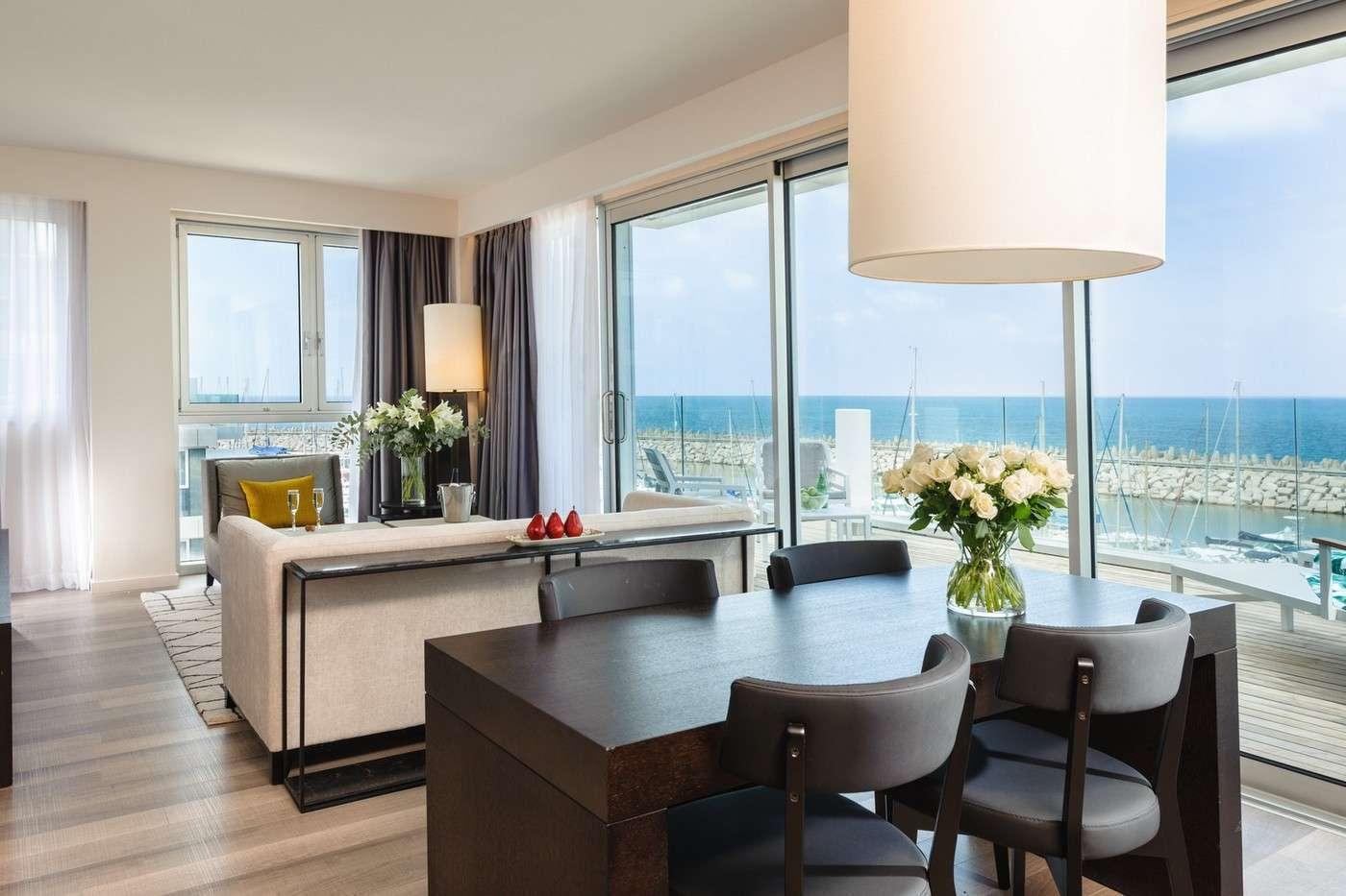 Terrace Suite - Herods Herzliya Hotel