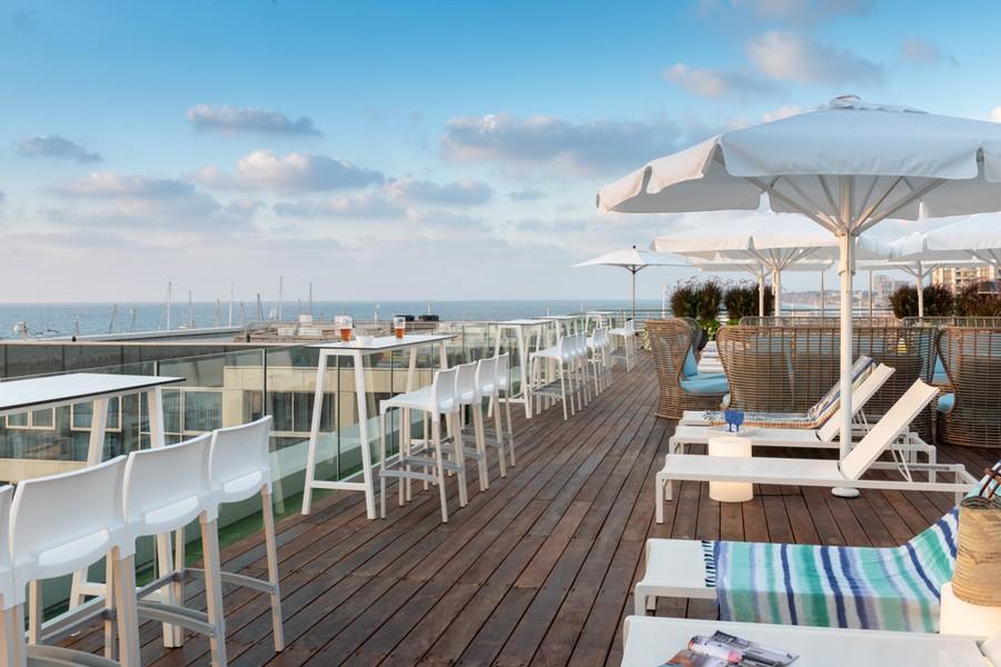 Herods Herzliya Hotel Rooftop